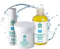 Охлаждающие средства для лечебного массажа и обертываний