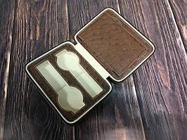 Футляр для 4 часов Salvadore 4W-OSBR коричневый