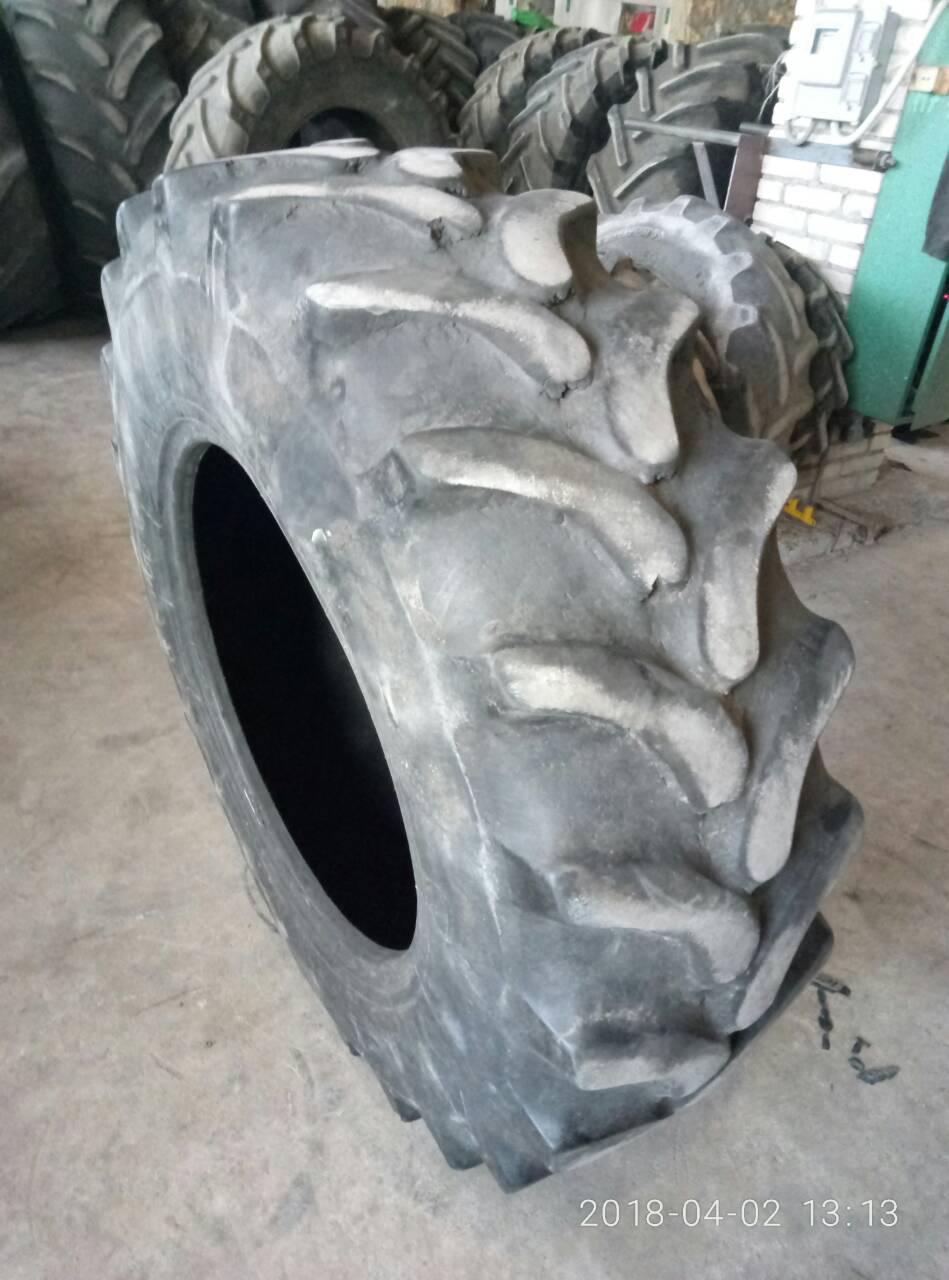 Шины б/у 420/90R30 Firestone для тракторов Claas, JOHN DEERE, NEW HOLLAND, CASE IH, MASSEY FERGUSON