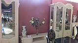 Витрина 1-дверная правая/левая CF 8656  белая, фото 3