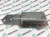 3957544/3921558/3918293 Радиатор охлаждения масла на двигатель Cummins 6B5.9, фото 1