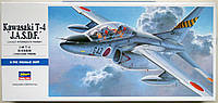 Kawasaki T-4 J.A.S.D.F.1/72  Hasegawa D12