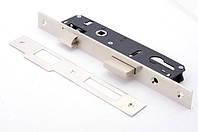 Замки для металлопластиковых дверей врезной Mortira 155-25  SN