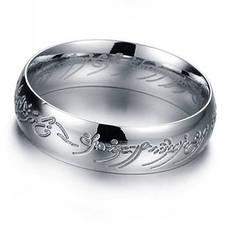 Кольцо Всевластия Silver, фото 3