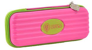 Пенал твердий 3D Oxford ОX5596 розовый, 21*9.5*5    531998