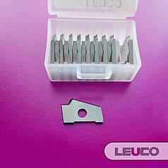Радіусні профільні змінні ножі Leuco - Brandt