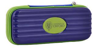 Пенал твердий 3D Oxford ОX5596 синий, 21*9.5*5    531996