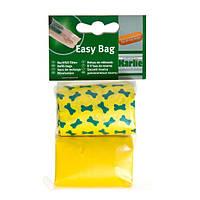 Karlie-Flamingo Swifty Waste Bags КАРЛИ-ФЛАМИНГО цветные пакеты для сбора фекалий собак, 2 рул. по 20 пакетов