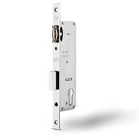 Замки для металлопластиковых дверей врезной с роликом  25  85 mm