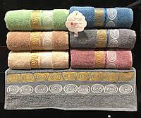 Cotton Deluxe упаковка банных полотенец 70х140 (Турция, 100% хлопок)