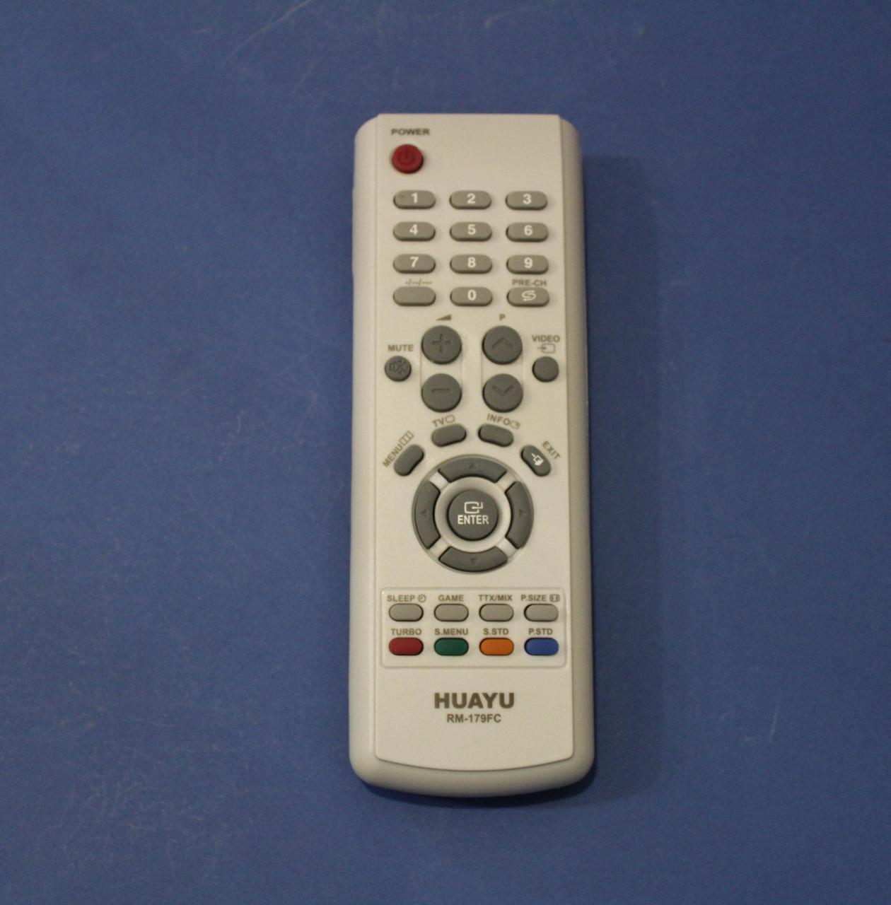 Пульт для телевизора Samsung  универсальный rm-179fc-1