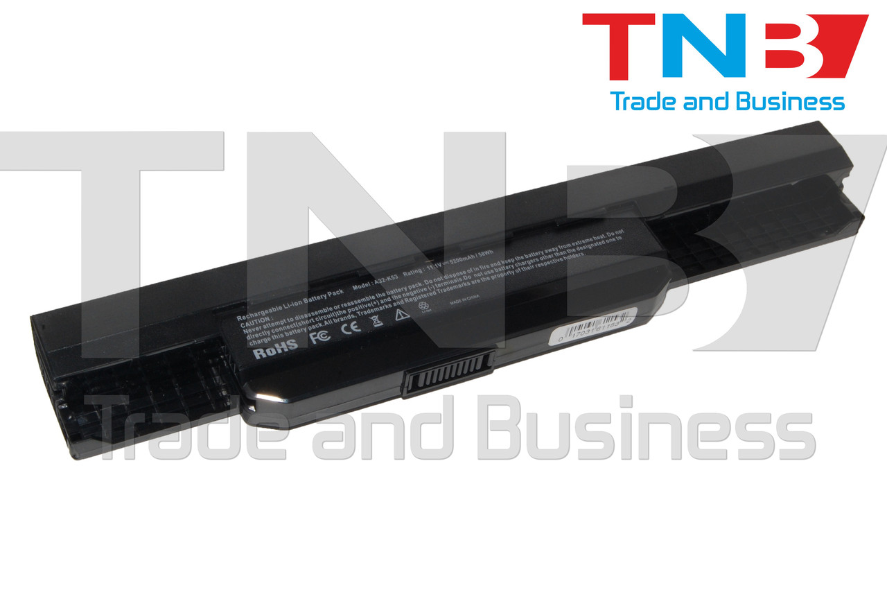 Батарея ASUS A53SJ A53SK A53SM A53SV 11.1V 5200mAh