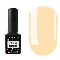 Гель-лак Kira Nails №002 (френчевый оранжевый, эмаль), 6 мл