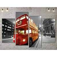 Модульные Картины, Лондон
