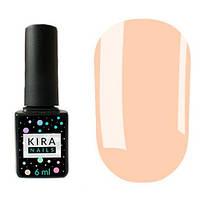 Гель-лак Kira Nails №003 (светлый розовый для френча, эмаль), 6 мл
