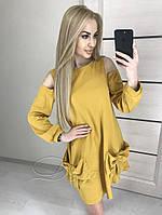 ДЕ294 Женское платье норма , фото 1