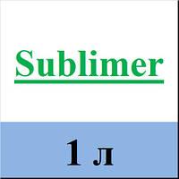 MultiChem. Замінювач вапна Sublimer, 1 л. Заменитель извести для штукатурки, кладки.