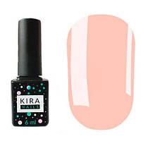 Гель-лак Kira Nails №005 (насыщенный розовый для френча, эмаль), 6 мл