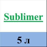 MultiChem. Замінювач вапна Sublimer,концентрат  5 л. Заменитель извести для штукатурки, кладки.