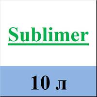 MultiChem. Замінювач вапна Sublimer, концентрат 10 л. Заменитель извести для штукатурки, кладки.