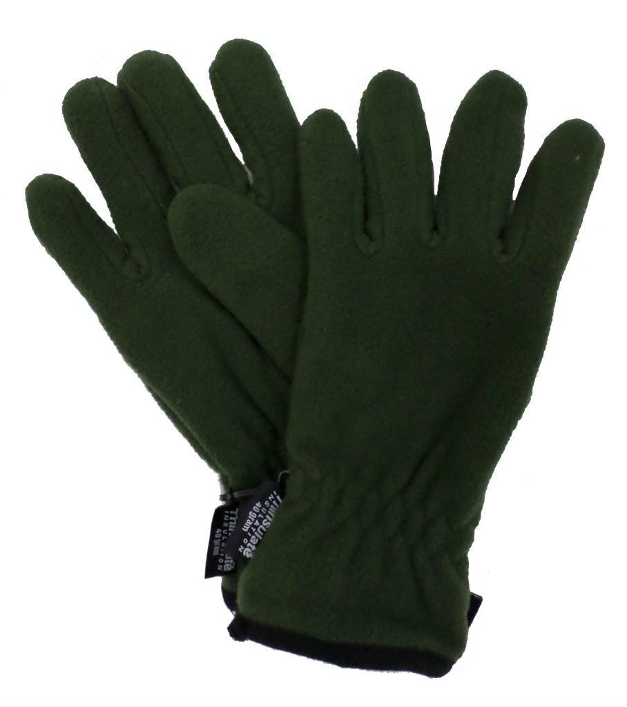Зимние тактические перчатки