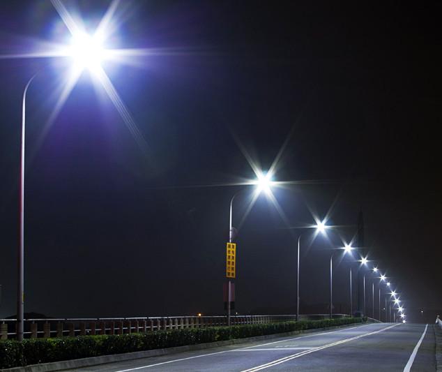 Уличное LED освещение