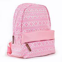 Модный подростковый рюкзак для девочек,ST-28 Pink , фото 1