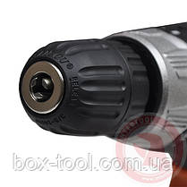 Дрель шуруповерт STORM 420Вт, 0-850об/мин, 1.0-10мм, max крутящий момент 10Н.М., с уровнем  WT-0104, фото 2