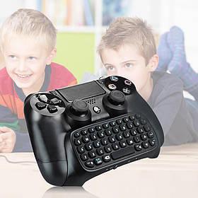 Клавиатура bluetooth для джойстика Dualshock 4 (PlayStation 4 (PS4)