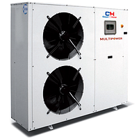MULTIPOWER тепловой насос для обогрева/охлаждения и горячего водоснабжения CH-MP272NM