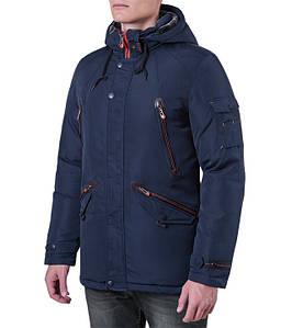 Эксклюзивная мужская зимняя куртка