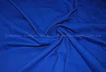 Мужская футболка плотная мягкая Ярко-синяя Fruit of the loom 61-422-51 M, фото 3