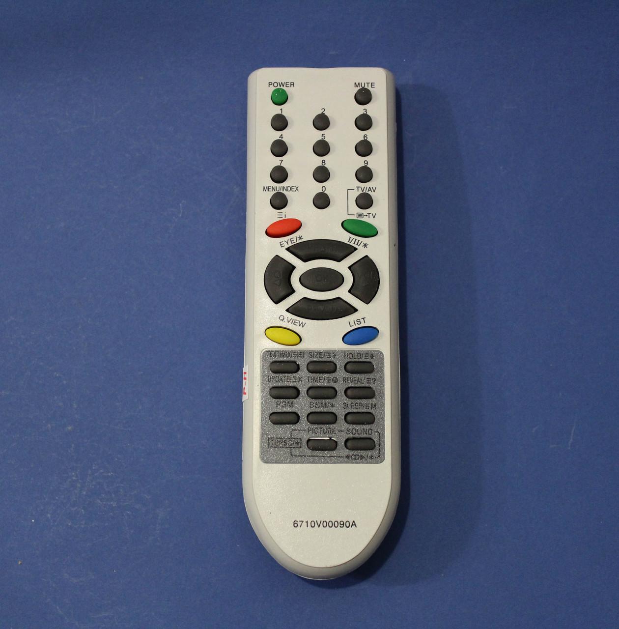 Пульт для телевизора lg 6710v00090a