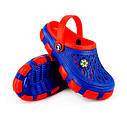 Детские кроксы ( Код: 116122 JA син-красный ), фото 2