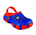 Детские кроксы ( Код: 116122 JA син-красный ), фото 3