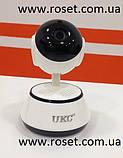 Цифровая IP  WIFI камера UKC - SMART CAMERA N701, фото 5