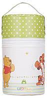 Термоконтейнер Ceba Baby Pooh бежевый-зеленый (винни-пух, тигра)