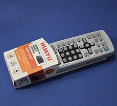 Пульт для телевизора  универсальный JVC  huayu Rm-530 F, фото 2