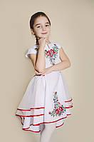 Вишите плаття для дівчинки: Єва