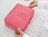 Органайзер для Косметики Travel (Розовый)