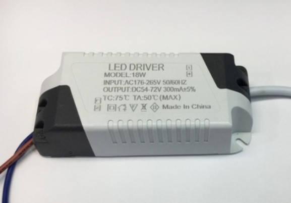 Драйвер для светодиодов LED-(13-18)х1W IP20 Код. 58536, фото 2