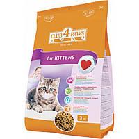 Сухой корм для котят Клуб 4 лапы,11 кг