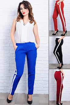 Женские брюки с лампасами - Сан - Франциско -
