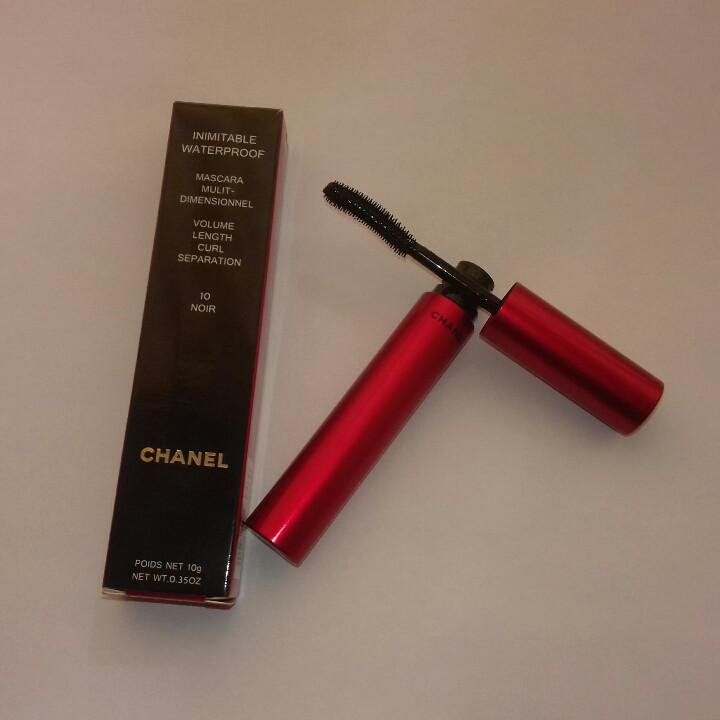 Тушь Chanel mascara multi dimensionnel 10 noir