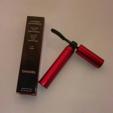 Тушь Chanel mascara multi dimensionnel 10 noir, фото 2