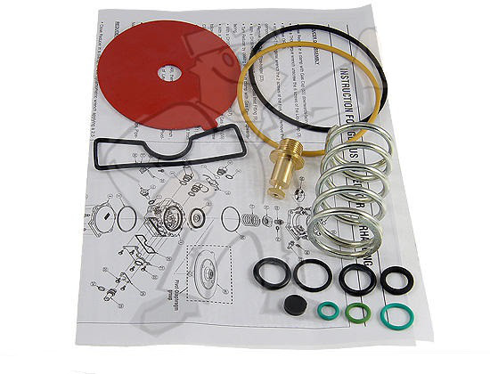 Ремонтний комплект для редуктора ГБО BRC Genius 1500 MB
