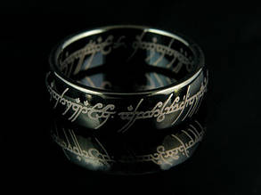 Кольцо Всевластия Black