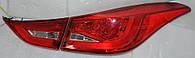 Задние Hyundai Elantra MD альтернативная тюнинг оптика фары тюнинг-оптика задние на HYUNDAI Хендай Elantra MD, фото 1