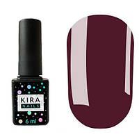 Гель-лак Kira Nails №030 (фиолетовый, эмаль), 6 мл
