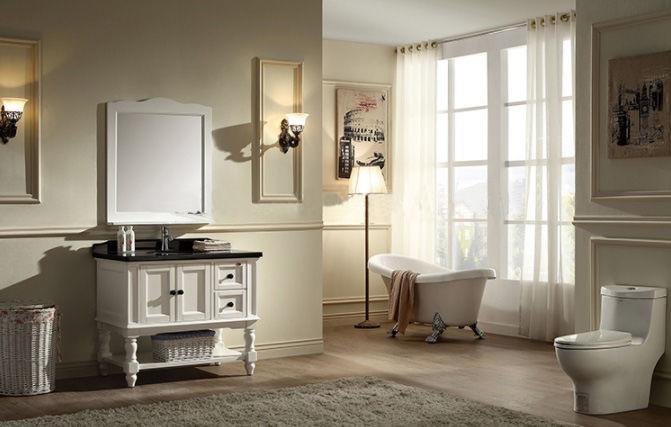 Мебель в ванную 1621 Ametist